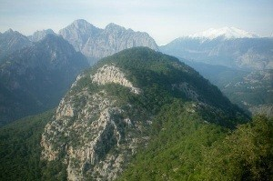 Гора Тунектепе - место с прекрасными пейзажами