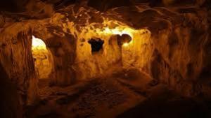 Оливковая пещера - природная достопримечательность Турции