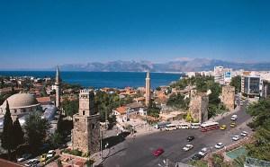 Район Калеичи - старый город с восточным колоритом