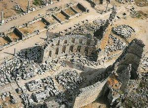 Перге - древний город с уникальными памятниками