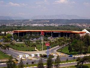Автовокзал Анталии Otogar