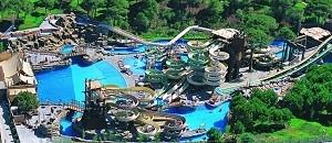 Аквапарк Акваленд в Анталии - крупнейший аквапарк Средиземноморского побережья