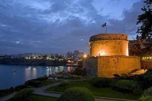 Башня Хыдырлык - осколок прошлого