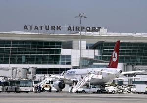 Аэропорт Ататюрка - место прибытия иностранных туристов
