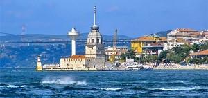 Морской порт Стамбула - экономически важное место