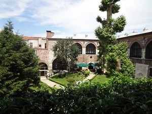 Дворец Ибрагим-Паши в Стамбуле - находка для туриста