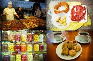 Еда в Стамбуле - кулинарное путешествие