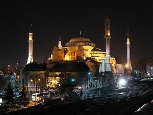 Соборы Стамбула - образцы духовной архитектуры
