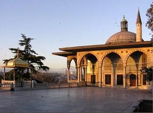 Топ Капы - дворец, где правили 25 султанов