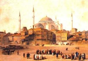 История Стамбула - путь от яркого прошлого к безоблачному настоящему