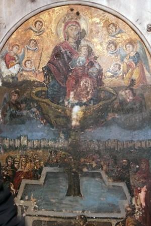 Храм Живоносного Источника в Стамбуле - православная жемчужина города