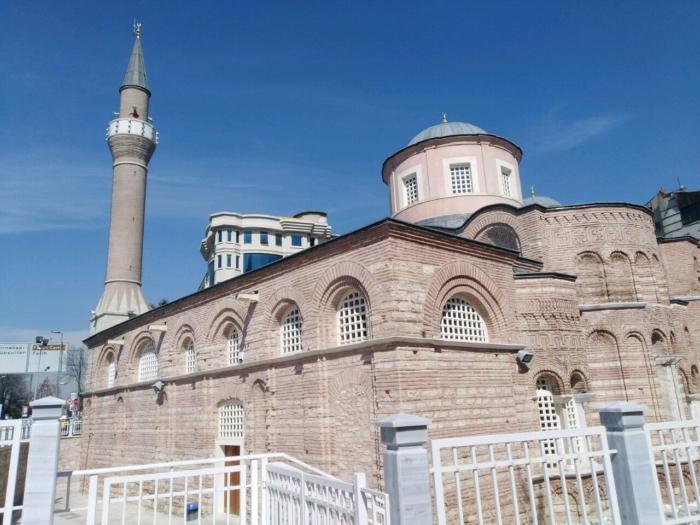 Внешний вид монастыря Липса