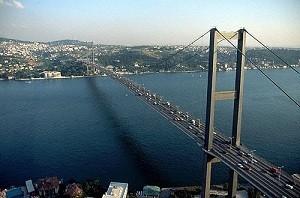 Мосты Стамбула - на стыке прошлого и настоящего