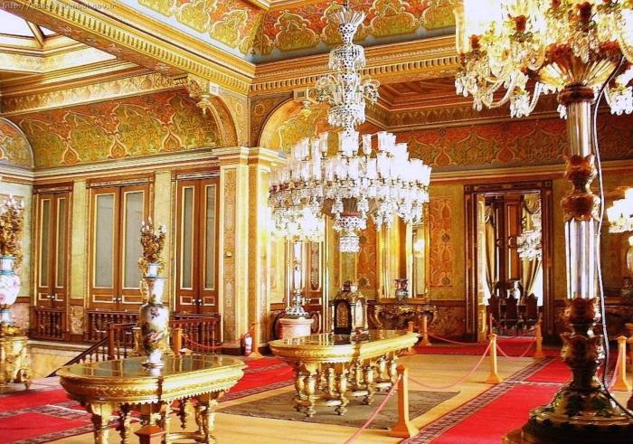 Зал для принятия важных гостей