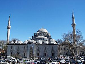 Мечеть Баязида - старейший храм Стамбула