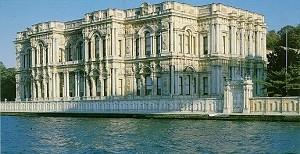 Дворец Бейлербей - история Турции воочию