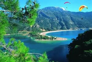 Эгейское побережье Турции - райский уголок