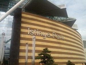 Торговый центр Istinye Park в Стамбуле - элитный шоппинг