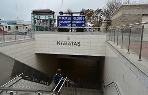 Семта Кабаташ в Стамбуле - древняя часть города