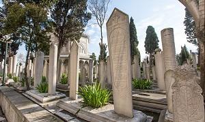 Кладбища и мавзолеи Стамбула - музеи под открытым небом
