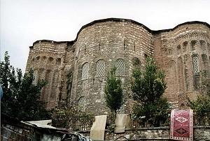 Мечеть Роз - византийский храм в центре Стамбула