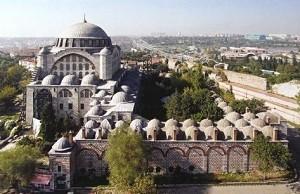 Мечеть Михримах Султан - величественная красота принцессы Османской империи