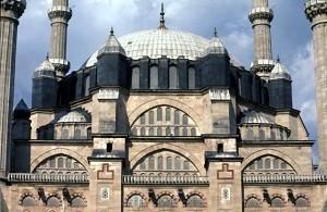 Мечеть Селимие – шедевр османской архитектуры