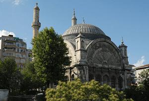 Мечеть Шехзаде Джихангир в Стамбуле - памятник любимому сыну