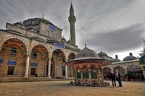 Мечеть Соколлу Мехмед-паши в Стамбуле - бриллиант в турецкой короне