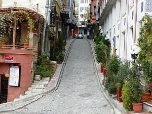 Улицы Стамбула - местный колорит