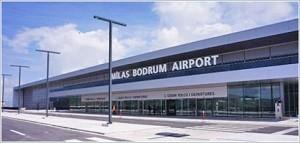 Аэропорт в Бодруме - современный аэровокзал недалеко от курортов