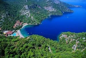 Погода в Фетхие - средиземноморский курорт с мягким климатом