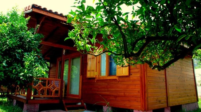 Бунгало в знаменитом комплексе Baraka House