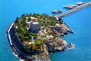 Кушадасы – райский уголок на побережье Эгейского моря