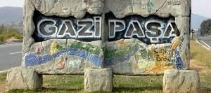 Газипаша - красивейший малонаселенный город