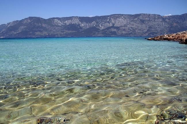 Чистейшие воды острова Клеопатры