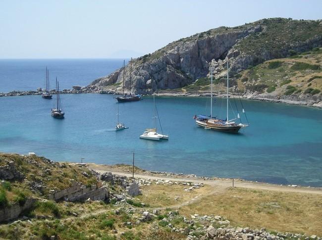Экскурсионные корабли по Эгейскому морю