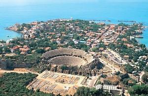 Сиде в Турции - маленькое счастье на краю страны