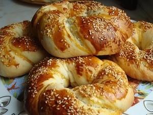 Ачма - сдобные турецкие булочки