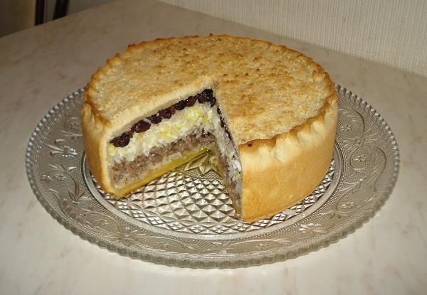 Губадия-сытное блюдо для всей семьи