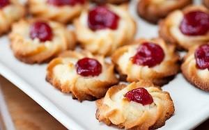 Печенье курабье-красиво, просто и вкусно