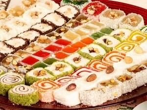 Рахат-лукум - восточная сладость, полезная для здоровья