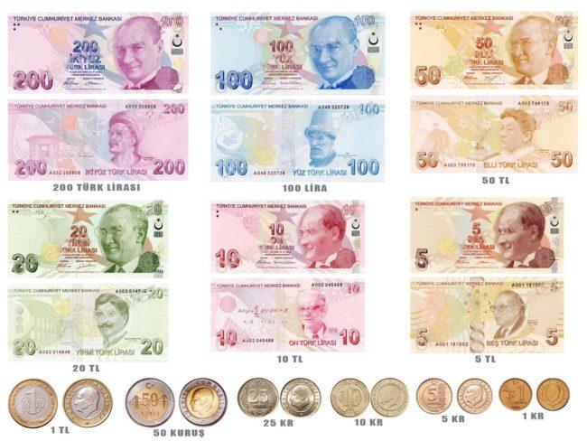 Турецкие деньги фото деньги 1992 года стоимость