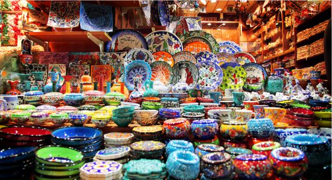 393f430413e5 Гранд Базар  интересные факты о рынке в Стамбуле и его расположение ...