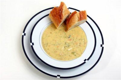 суп пюре для доу