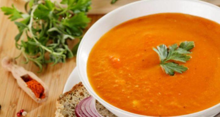 Чечевичный суп пюре по-турецки рецепт