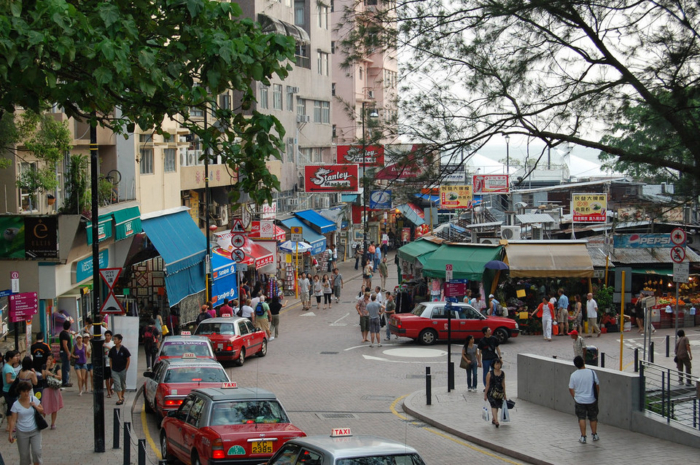 Район Стенли в Гонконге