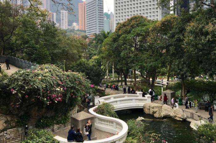 Городской парк Гонконга