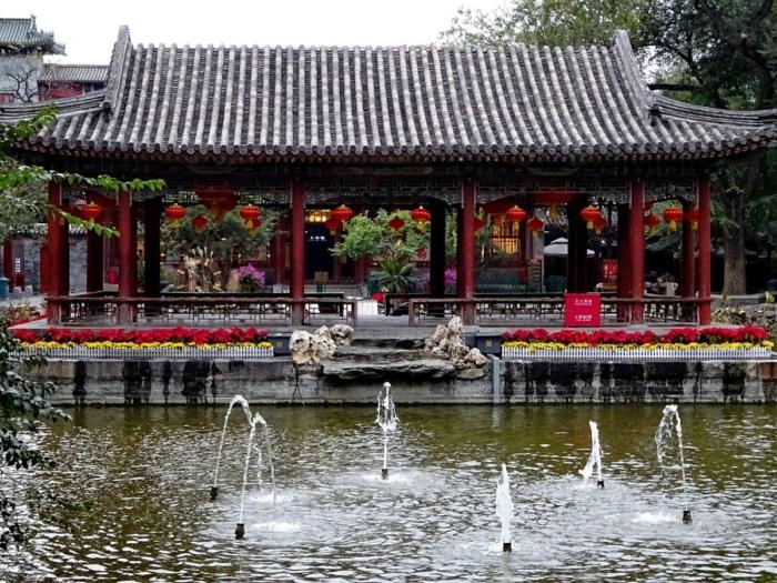 Живописный дворец принца Гуна