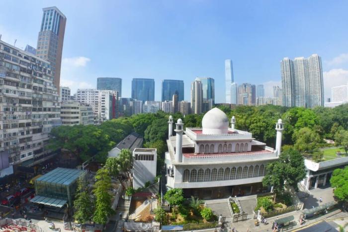 Мечеть Коулуна в Гонконге